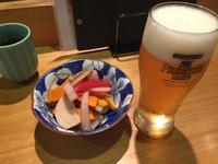 高尾山  栄茶屋 - ほろ酔いにて