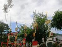 嵯峨祭 還幸祭 <剣鉾 編> - y's 通信 ~季節を彩る風物詩~
