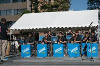 #3118 27th定禅寺ストリートジャズフェスティバル – SASAGE Jazz Ensamble Orchestra (1) - 14番目の月