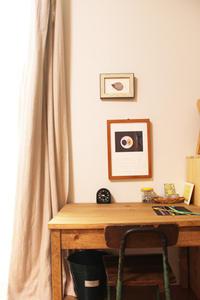 幼児期の机と椅子 - ひづきの森 「はじまりはお家から」