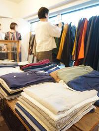 ヤンマさんの受注会 - PEDLAR 橋本駅にある器と生活雑貨のお店