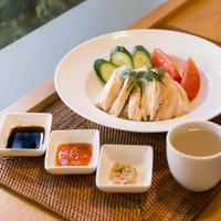 9月14日シンガポール料理「海南チキンライスレッスン」ふたたび!! - mahoのテーブルから