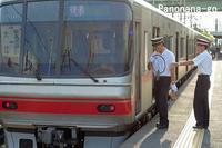 路線を漂う~銀の電車とタブレット~ - ちょっくら、そのへんまで。な日常。