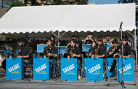 #3120 27th定禅寺ストリートジャズフェスティバル – SASAGE Jazz Ensamble Orchestra (3) - 14番目の月
