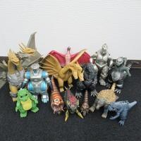 ゴジラやウルトラマンのソフビ人形、お買取します! - 買取専門店 和 店舗ブログ