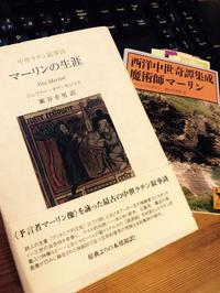 マーリン関連書籍 - 山田南平Blog