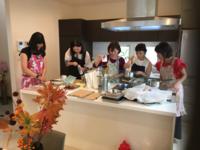 9月レッスン初日レポー - 大田区久が原のお料理教室 La apertura