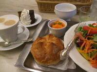 9月10日日本橋三越カフェウィーン - K's Sweet Kitchen