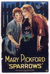 「雀」 Sparrows  (1926) - なかざわひでゆき の毎日が映画三昧