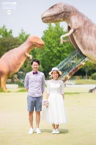 2017/7/24結婚式の前撮り - 「三澤家は今・・・」