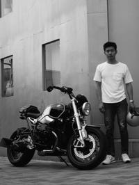 雨宮 正季 & BMW R nineT(2017.07.23) - 君はバイクに乗るだろう