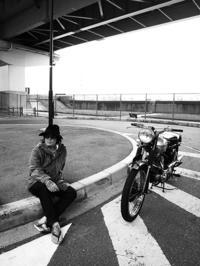 DAI & Triumph T100(2017.08.27) - 君はバイクに乗るだろう