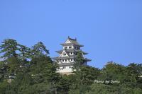 2017 郡上八幡城 - さんたの富士山と癒しの射心館