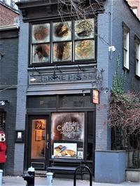 アナイスニンの住処がクロックムッシュのcafe La Maison du Croque Monsieur - NYからこんにちは