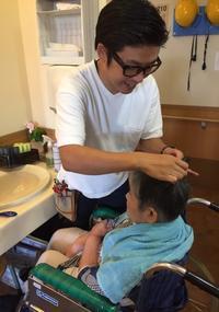 グループホームの秋祭り☆ヘアメイクのボランティア - 三重県 訪問美容/医療用ウィッグ  訪問美容髪んぐのブログ