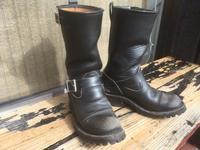 Maintenance of the boots. - Crazy Bull の独り言。