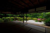 サツキの頃(詩仙堂) - 花景色-K.W.C. PhotoBlog