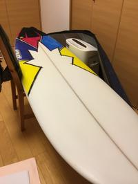サーフィン始めました。 - Sankon Signs