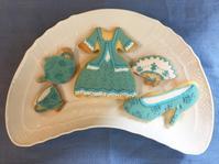 アイシングレッスン復習 - 調布の小さな手作りお菓子・パン教室 アトリエタルトタタン