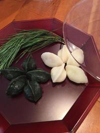 9月の韓国伝統餅レッスン - 美味しい韓国 美味しいタイ@玄千枝クッキングサロン