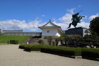 山形の旅#6山形城跡霞城(かじょう)公園 - 風の彩り-2