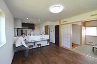 ファースの家完成見学会小宮山建築事務所さん - 家づくり、遊び、そして子育ての日々。