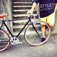2018 RITEWAY 『 STYLES 』スタイルス グレイシアSW ライトウェイ シェファード パスチャー シェファードシティ クロスバイク 自転車女子 おしゃれ自転車 - サイクルショップ『リピト・イシュタール』 スタッフのあれこれそれ