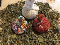 「秋のハーブボール作り」延期のお知らせ - Fragrant Olive Diary