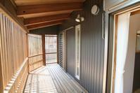 9月16・17日オープンハウス見学会  雨でも物干し!「平安光縁の家/幸田」岡崎のKANO空感設計 平屋・中庭・床下エアコン・バイクガレージ・ネコちゃん対応・自然素材 - KANO空感設計のあすまい空感日記