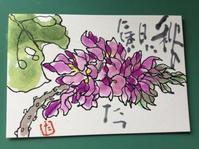 絵手紙教室 - ギャラリーとーちきの夢布布日記