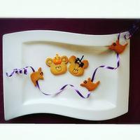 ハロウィンアイシングクッキーその2 - シュガーデコレーション教室