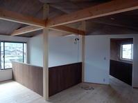 葛城のいえ竣工間近です! - 広渡建築設計ブログ