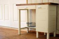 もっこうの9月「テーブルから変身させた机」 - 暮らしをつくる、DIY*スプンク