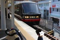 リゾート21黒船電車に乗車*鉄道旅in伊豆⑥2017夏* - 子どもと暮らしと鉄道と