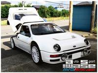 フォードRS200 - AVO/MoTeC Japanのブログ(News)