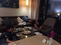 フアランポーン駅→Royal Orchid Sheraton Hotel & Towersへ - Never ending journey