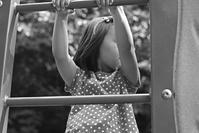 おおかみ少女に時々なる次女・4歳8ヶ月 - NY/Brooklynの空の下