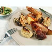 イタリア土産 フレッシュポルチーニのフリットBENTO - Feeling Cuisine.com