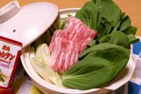 豚バラのシャンタンカレー鍋 - ~あこパン日記~さあパンを焼きましょう
