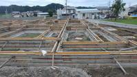 現場定例と工事確認を行いました - 吉田建築計画事務所-プロジェクト-