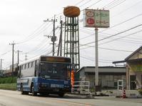 果実連前・(熊本市東区) - ウエスタンビュー ★九州の路線バス沿線風景サイト★