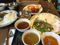 カレーを食べて熊本支援!! @西天満 オッタンタセッテ - 猫空くみょん食う寝る遊ぶ Part2
