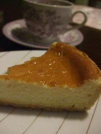 9月13日鳥羽国際ホテルのチーズケーキ - K's Sweet Kitchen