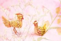 鶏の雑貨の物撮り - 想い出