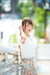 Hono Buono! サマー in 汐留 その9 - めぐみ #028 - Mi-yan's PHOTO LIFE blog [PORTRAIT]
