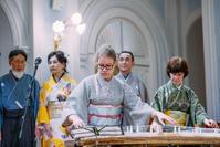 モスクワ音楽院ラフマニノフホールで剣舞と吟詠の夕べ のご案内です。 - ■ JIC トピックス ■  ~ ロシア・旧ソ連の情報あれこれ ~