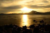 支笏湖の夕景 - GreenLife