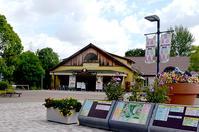 淡彩風景画講座・9月のテーマ「公園を描く」ご紹介 - 大阪の絵画教室 アトリエTODAY
