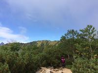 今月の一山@燕岳part1 - sweat lodge @ blog