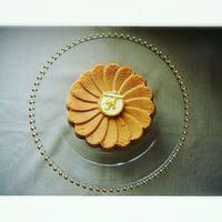 パン•ドゥ•ジェーヌイルプルーのお菓子 - シュガーデコレーション教室